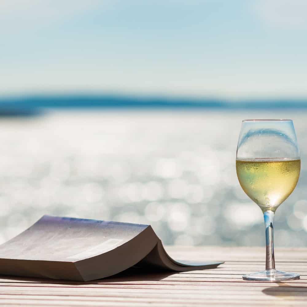 Bianconero Wein am Meer