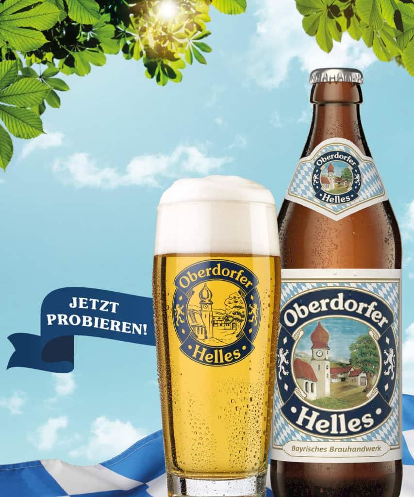 Oberdorfer_Helles_Bier